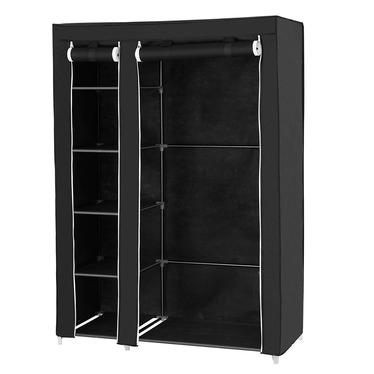 Szafa Textil 110 cm czarna