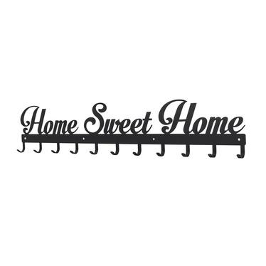 Wieszak Sweet Home czarny