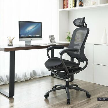 Fotel biurowy Budden