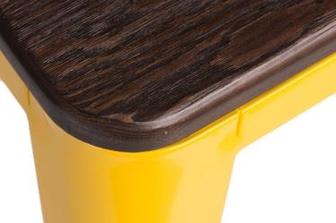 Hoker Paris Wood 65 cm żółty - sosna szczotkowana