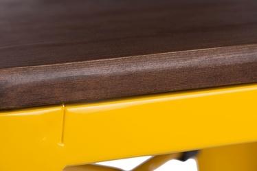 Hoker Paris Wood 65 cm żółty - orzech