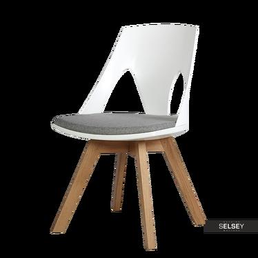 Krzesło Brela białe