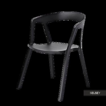 Krzesło Lovret czarne