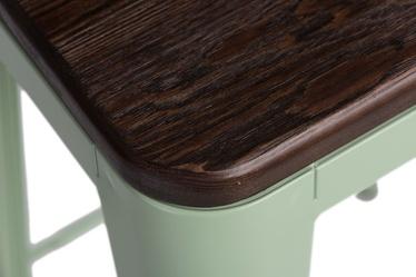 Hoker Paris Wood 75 cm zielony - sosna szczotkowana