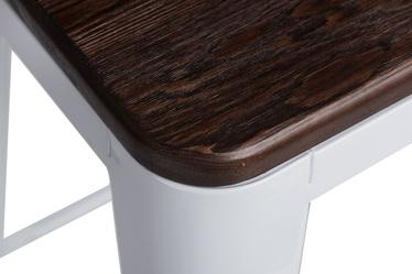 Hoker Paris Wood 75 cm biały - sosna szczotkowana