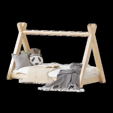 Łóżko Dalida domek tipi