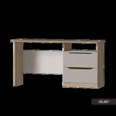 Biurko Ankara dwie szuflady
