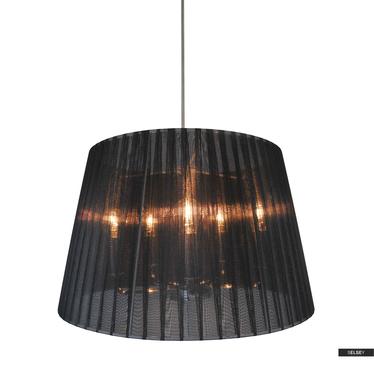 Lampa wisząca Minnesota czarna
