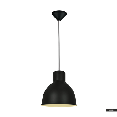 Lampa wisząca Natalie czarna