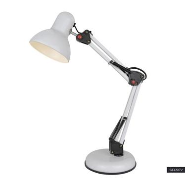 Lampa stołowa Dakar biała