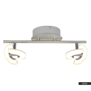 Lampa sufitowa Michigan x2