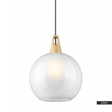 Lampa wisząca Emiliano średnica 30 cm