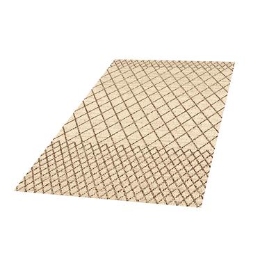 Dywan Vita Geometria 5 beżowy