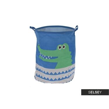 Kosz na pranie Krokodyl