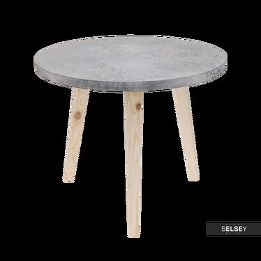 Stolik kawowy Hella średnica 39 cm