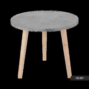 Stolik kawowy Hella średnica 49,5 cm