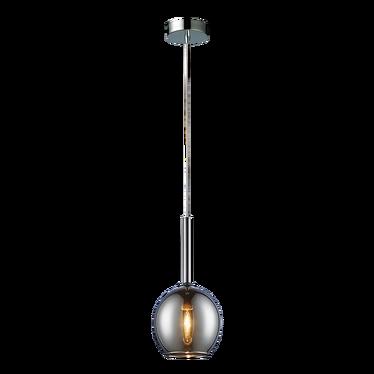 Lampa wisząca Miller chrom