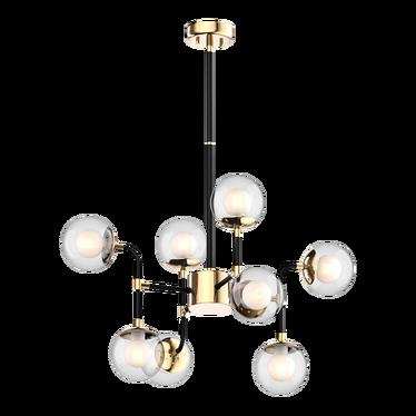Lampa wisząca Tulum x8 112 cm