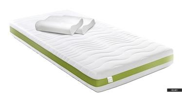 Materac Eco Line by Oxam + 2 poduszki profilowane