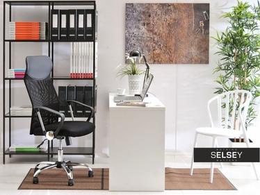 Fotel biurowy Oslo ergonomiczny z tkaniną mash