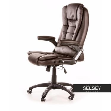 Fotel biurowy Comfort z funkcją masażu