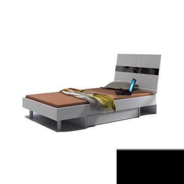 Łóżko Smart Fun