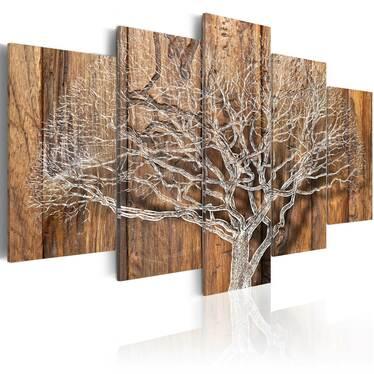 Obraz - Kronika drzewa 100x50 cm