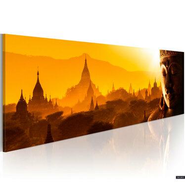 Obraz - Przebudzenie Orientu 120x40 cm