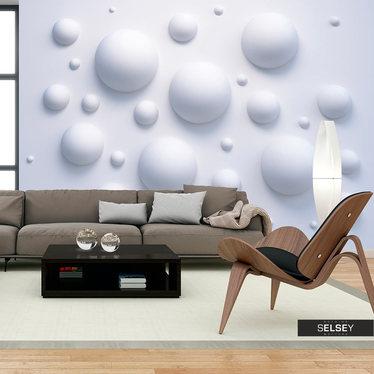 Fototapeta - Bąbelkowa ściana 400x280 cm