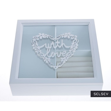 Pudełko na biżuterię With Love