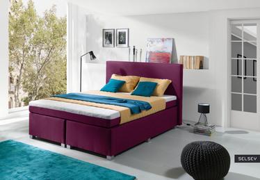 Łóżko kontynentalne Arasne