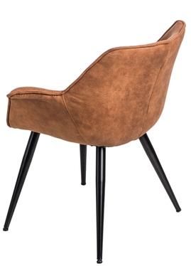 Krzesło Lord brązowe jasne
