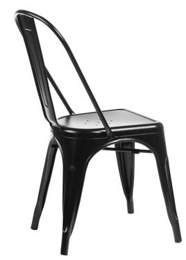 Krzesło Tolader czarne