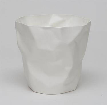 Kosz na śmieci Papier biały
