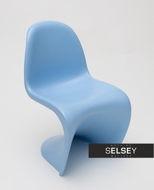 Krzesło Balance Junior niebieski