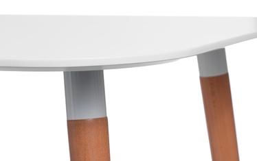 Stół Copine 100x100 cm biały