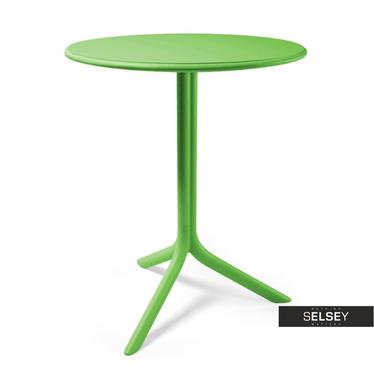 Stół Spritz zielony średnica 61 cm