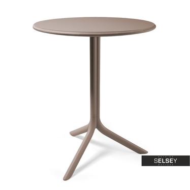 Stół Spritz szary średnica 61 cm