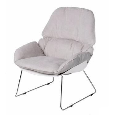 Fotel Neo szary jasny