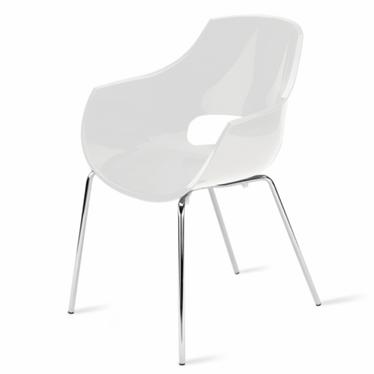 Krzesło Bingo o lekkiej konstrukcji