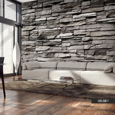 Fototapeta - Granitowy bastion 400x280 cm