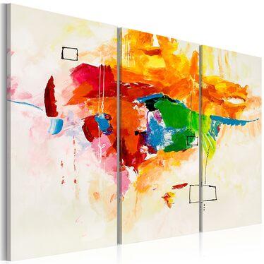 Obraz - Papuga 120x80 cm