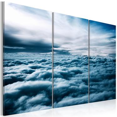 Obraz - Gęste chmury  60x40 cm