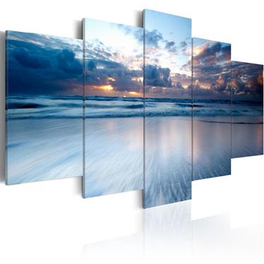 Obraz - Bezkres wód 100x50 cm