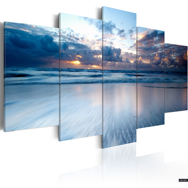 Obraz - Bezkres wód 200x100 cm