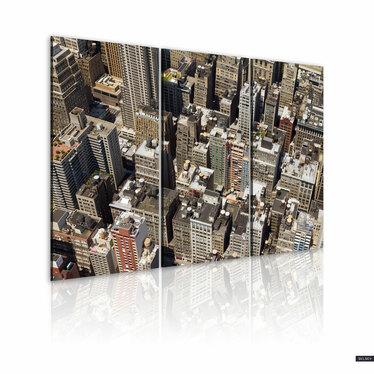 Obraz - Nowojorskie drapacze chmur 120x80 cm