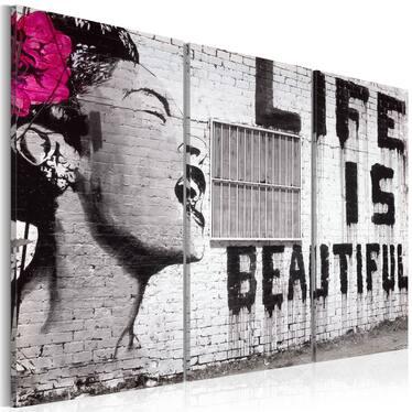 Obraz - Pełnia życia 120x80 cm