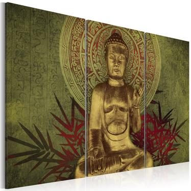 Obraz - Saint Buddha 120x80 cm