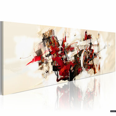 Obraz - Pandemonium 120x40 cm