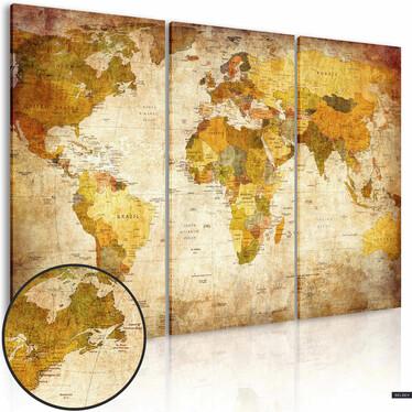 Obraz - Antyczne podróże 120x80 cm
